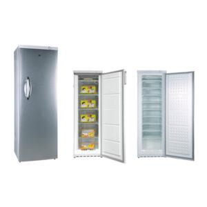 freezer with drawers